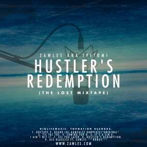 cover ustlers redemption mixtape Zawles